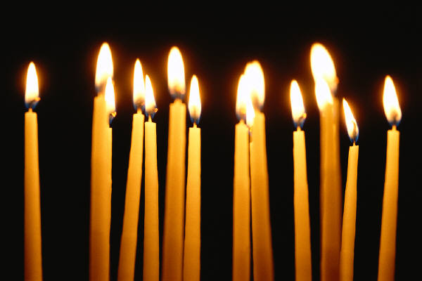 Holiday Memorial Candle Lighting Service Somerset